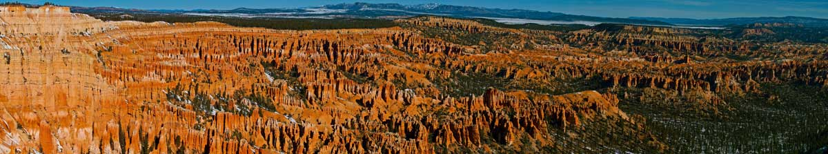 Bryce Badlands