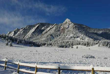 The Flatirons Images